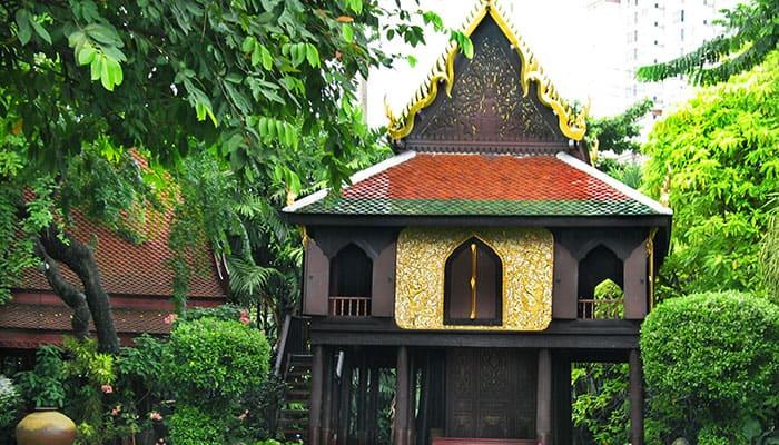 Cung điện Suan Pakkad