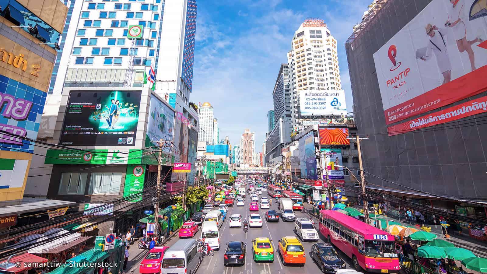 5 địa điểm tuyệt đỉnh tại khu Pratunam Bangkok