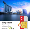 sim du lịch singapore