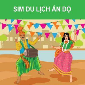 Sim 4G Ấn Độ
