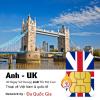 Sim du lịch Anh Quốc