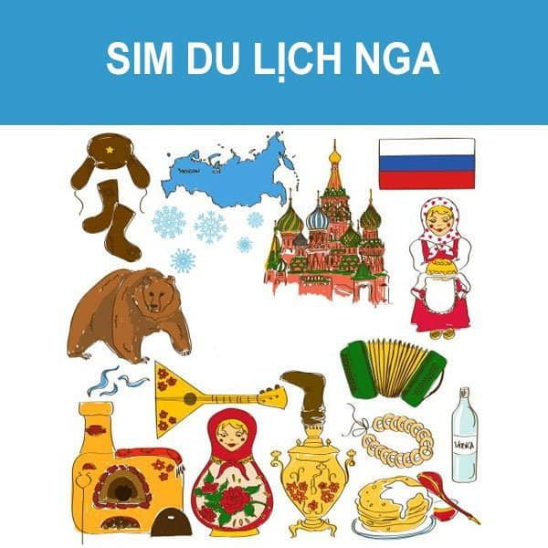 mua sim Nga ở Việt Nam