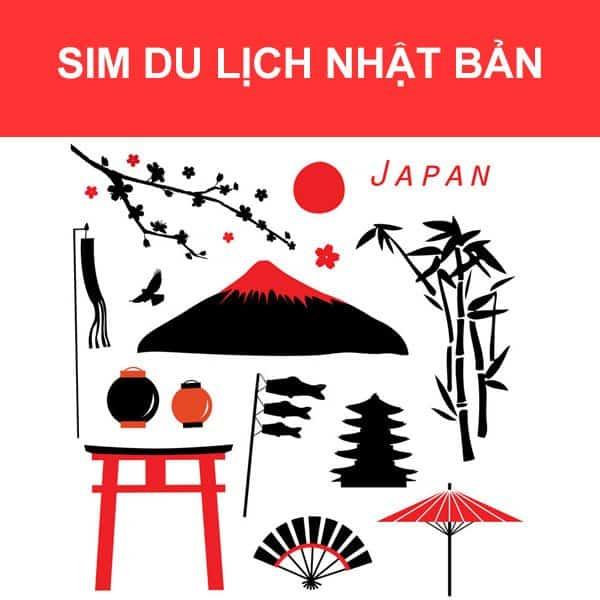 Mua sim du lịch Nhật Bản tại Việt Nam