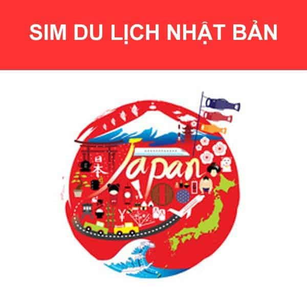 Mua sim Nhật Bản tại Việt Nam