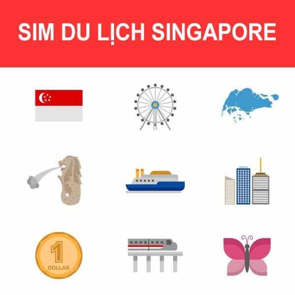 mua sim 4G Singapore ở Việt Nam