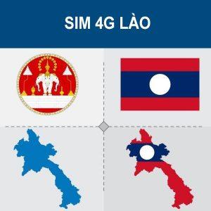 Sim 4G Lào